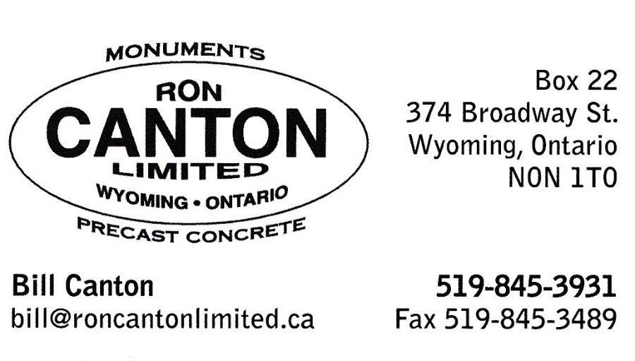 Ron Canton Limited