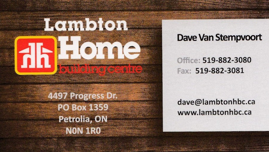 Lambton Home Building Centre